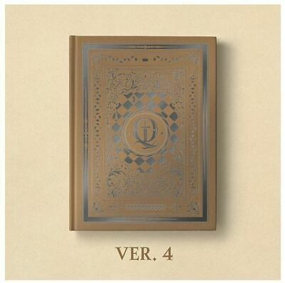 HAPPILY EVER AFTER by NU'EST The 6th Mini Album [Ver. 4] Gold