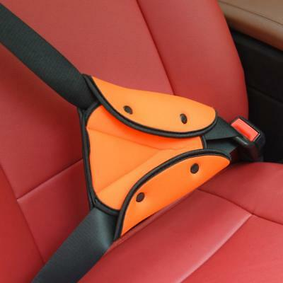 Baby Adjuster Cover Kids Children Belt Safety Harness Car Clip Seat Strap Pad FI