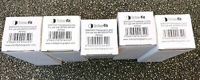 Interfit Photographic 32W Fluorescent Lamp replacement  - F5 & Supercoolite 6/9