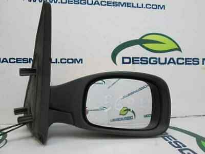 Right Side Wide Angle Heated Mirror Glass for Peugeot 306 1993-2002 0167RASH