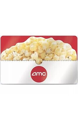 AMC Gift Card $22 And Some Change