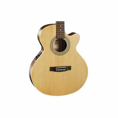 Cort Mr500e Whiskey Burst Electro Acoustic Guitar Solid Top Acoustic Electric Guitars Free Pnp £279