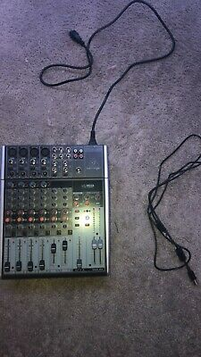 Behringer XENYX X1204USB 12 Channel Analog Mixer
