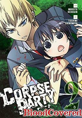 Corpse Party: Blood Covered, Vol. 2 by Makoto Kedouin (Paperback, 2016)