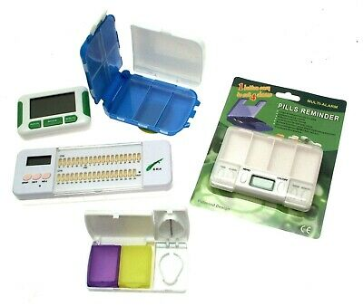 Pill Reminders Pill Alarms Pill Holders Multi Listing
