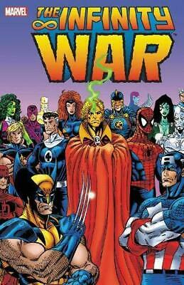 Infinity War by Marvel Comics (Paperback, 2006)