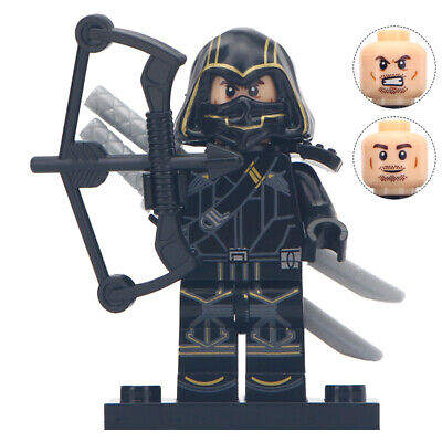 Lego Custom Ronin (Hawkeye) v2 (Avengers: Endgame) MiniFigure - Marvel Toy Kids