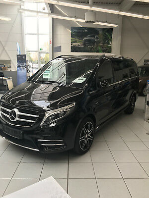 Leasing Übernahme Mercedes Benz V-Klasse Exclusive Edition Lang V250