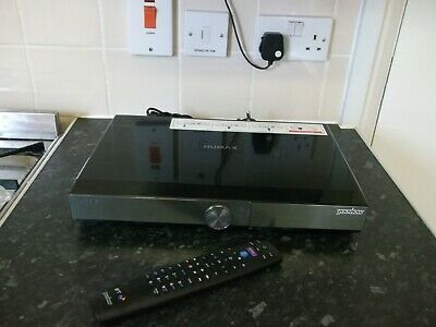 Humax DTR-T1010  500GB DVR HD Freeview Set Top Recorder Catch Up +Remote