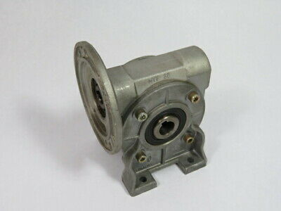 Bonfiglioli MVF-30/A Worm Gearbox Reducer 1:60 Ratio 0.16Hp  USED