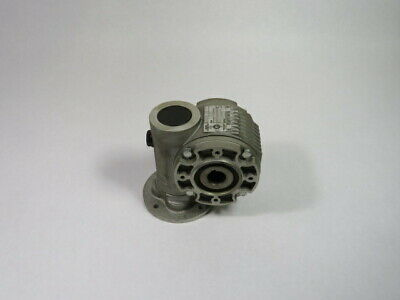 Ghirri Motoriduttori MRV-10-2FP Worm Gear Reducer 1:40 Ratio  USED