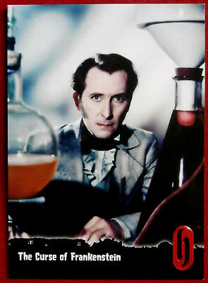 HAMMER HORROR - Series One - Card #28 - THE CURSE OF FRANKENSTEIN - Strictly Ink