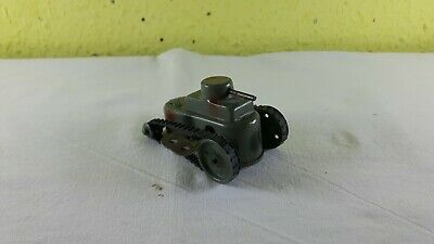 Antiker Blechpanzer Hauser, Made in Germany ?