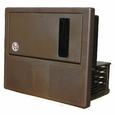 WFCO WF-8725-Power Center – Converter/Charger/Distribution Panel - 25 Amp, Brown