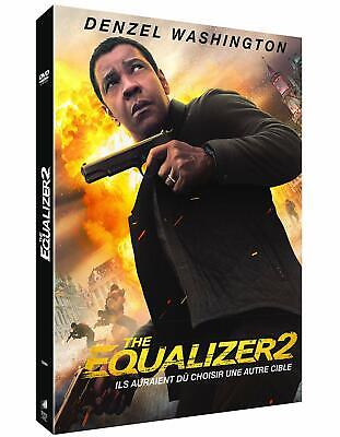 The Equalizer 2 Dvd  Coffret  Neuf Sous Blister