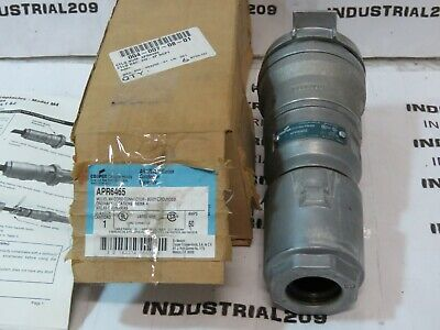 Cooper Crouse Hinds Apr6465 Arktite Connector New In Box