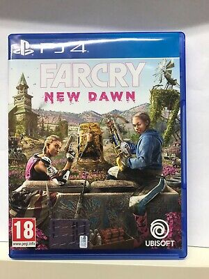Farcry New Dawn Ps4 Playstation 4 Pal Usato