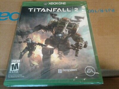 Titanfall 2 (Microsoft Xbox One, 2016) NEW ! Factory sealed