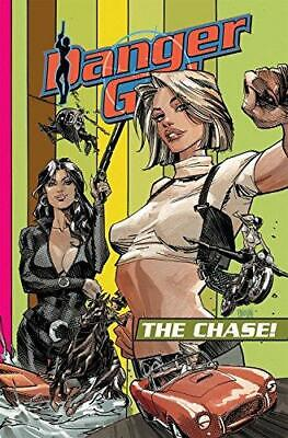 Danger Girl The Chase by Andy Hartnell (Paperback, 2014)