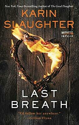 Last Breath by Karin Slaughter (Paperback, 2017)