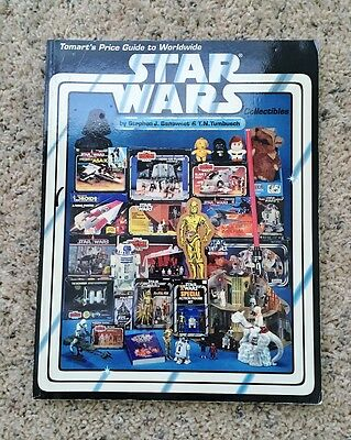 1994 Tomart's Price Guide to Worldwide Star Wars Collectibles