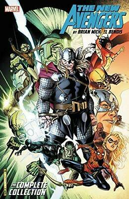 New Avengers By Brian Michael Bendis: The Complete Collection Vol. 5 by Brian...