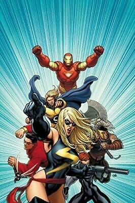 Mighty Avengers By Brian Michael Bendis - The Complete Collection by Brian...