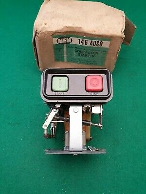 146 ADSO Crabtree Series 6 Starter Contactor 415 Volt Coil