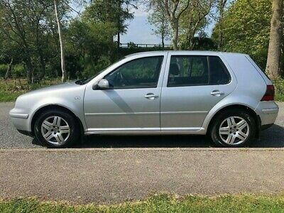 VW Golf Mk4 1.9 TDi SE 02 reg, FULL valet & polish, FULL service history