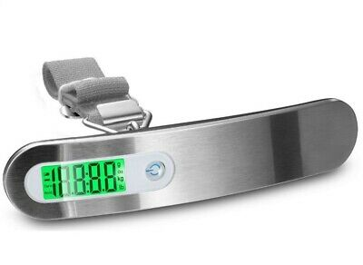 Portable Travel LCD Digital Hanging Luggage Scale  Weight 110lb/ 50kg Electronic