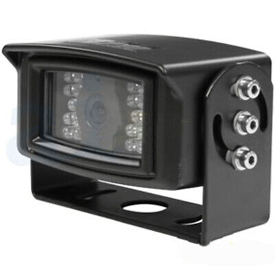 VS1CWL Universal 110 Degree White LED CabCAM Camera