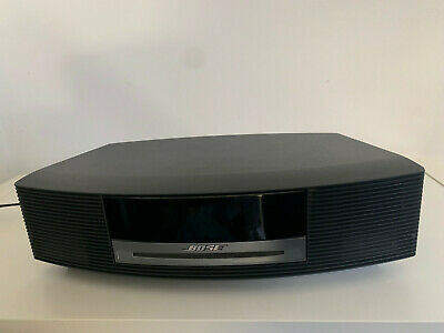 BOSE WAVE Music System. CD Radio Alarm