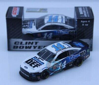 2019 CLINT BOWYER #14 BlueDEF 1:64 Action Diecast In Stock Free Shipping