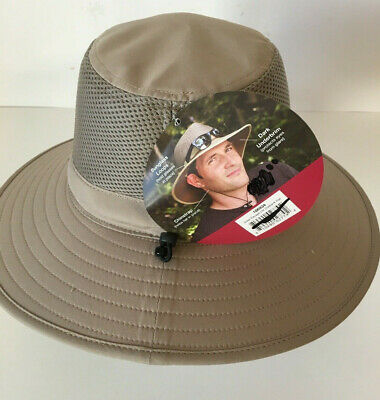 77b96e8e297ad Solar Escape Outback Mens UV Protection Hat Olive Green One Size 186934