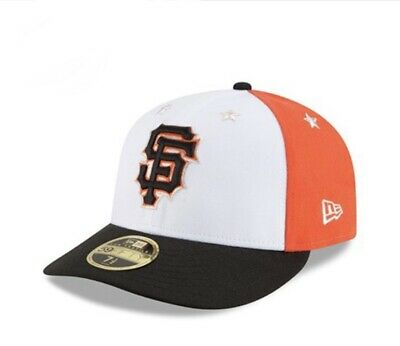 34333167976aa1 San Francisco Giants New Era 2018 MLB All-Star Game 59FIFTY Snapback Hat