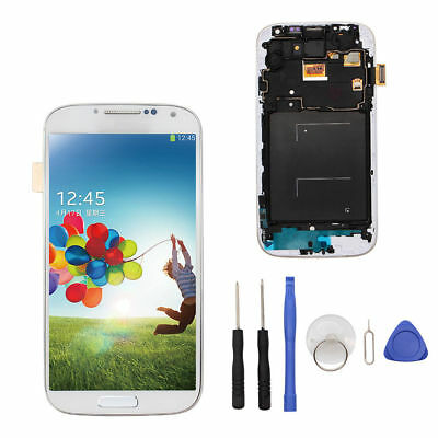 For Samsung Galaxy s4 i9505 i9500 LCD Display Screen Touch Screen Digitizer lot