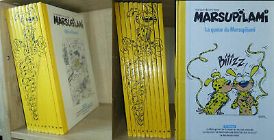 INTEGRALE MARSUPILAMI : 10 DOUBLE VOLUMES - Edition LUXE