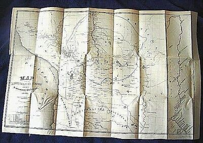 1854 AMAZON River 5 MAPS + 2 books Herndon-Gibbon US NAVY South America COMPLETE