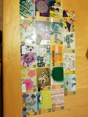 $0 Collectible Starbucks Card Collectible Starbucks Gift Card - Others