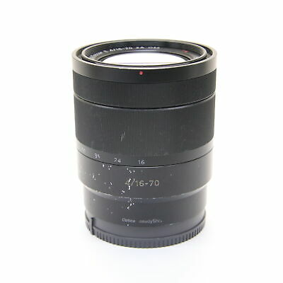 SONY Vario-Tessar T* E 16-70mm F4 ZA OSS SEL1670Z (for SONY E mount)APSC #244