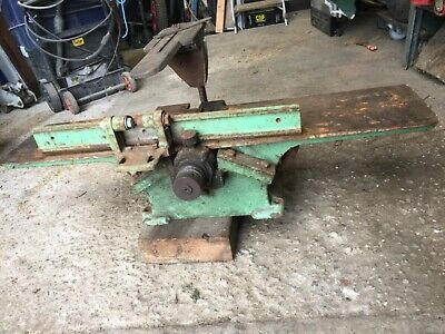 vintage old tools Cast Iron Planer Bed