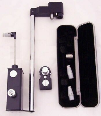 Tonometer R-type Applanation for Slit Lamp with Three Prism