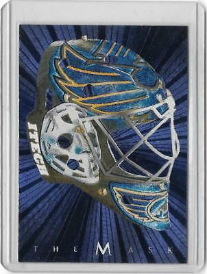 2001-02 Bap Between The Pipes The Mask Brent Johnson