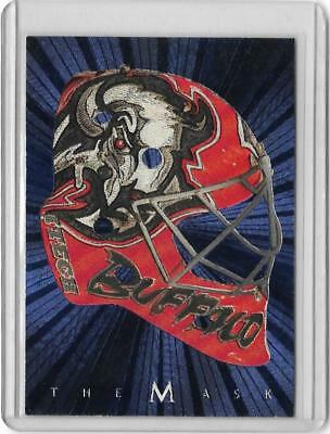 2001-02 Bap Between The Pipes The Mask Martin Biron