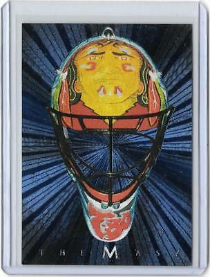 2001-02 Bap Between The Pipes The Mask Update  Jocelyn Thibault