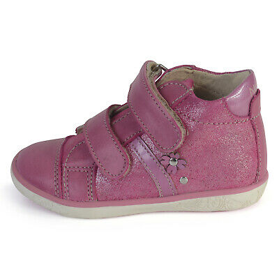 CHAUSSURES MONTANTES FILLE rose taille 30 marque : kickers