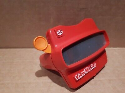 Vintage 1980s Red View-Master 3D ...