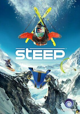 STEEP Ubisoft Game [WORLDWIDE][PC] | INSTANT DELIVERY 24/7