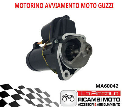 PER MOTO GUZZI V1000 CALIFORNIA II and III MA60042 MOTORINO AVVIAMENTO SPECIFICO