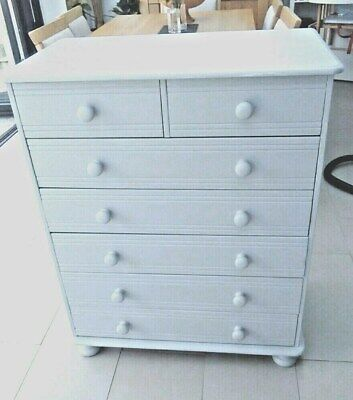 Grey Chest of Drawers